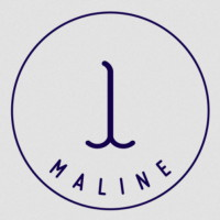 maline bodywear pauline sabattier logo